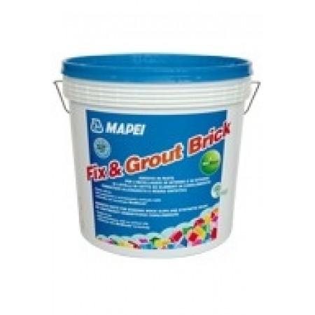 FIX & GROUT BRICK - 12 kg