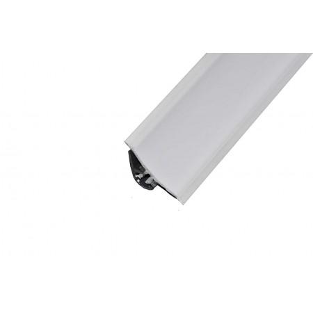 PATTINTÓS KÁDSZEGÉLY 2,5 M Termék hossza: 250 cm, színe: fehér